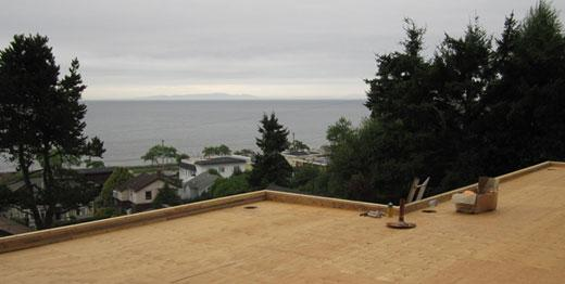 Ocean View - New home construction in White Rock, BC